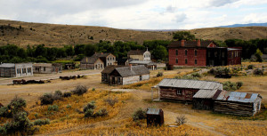 Bannack Ghost Town Roadside Attractions